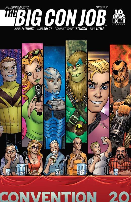 New Comic Book Reviews Week Of 3/4/15