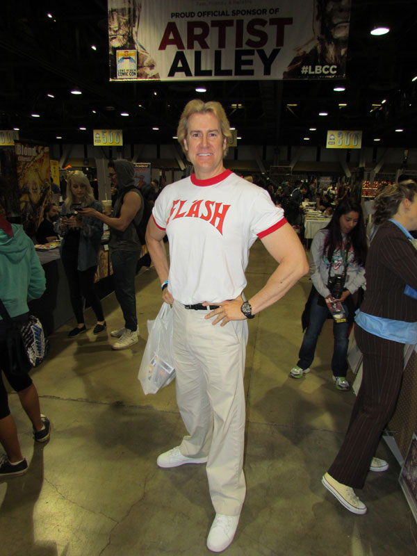 Long Beach Comic Con Expo 2015