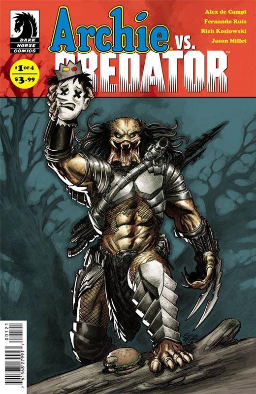 Archie-vs-Predator-#1