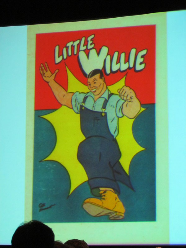 little-willie