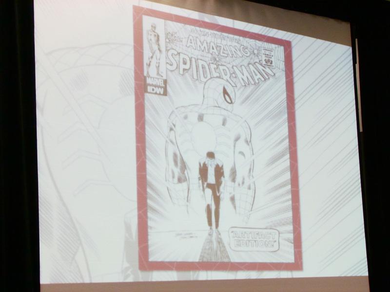 spider-man-artifact