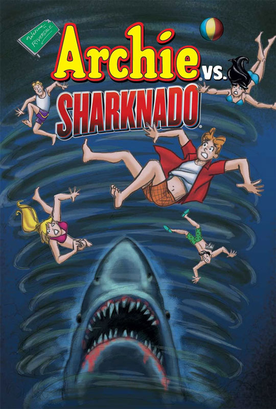 Archie-vs-Sharknado