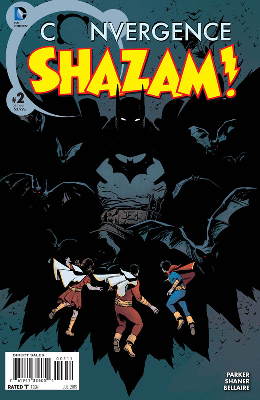 New Comic Book Reviews Week Of 5/27/15