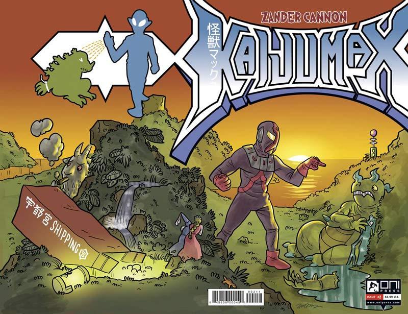 kaijumax-#2
