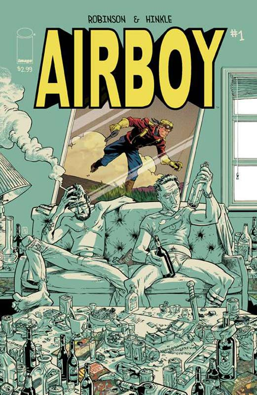 New Comic Book Reviews Week Of 6/3/15
