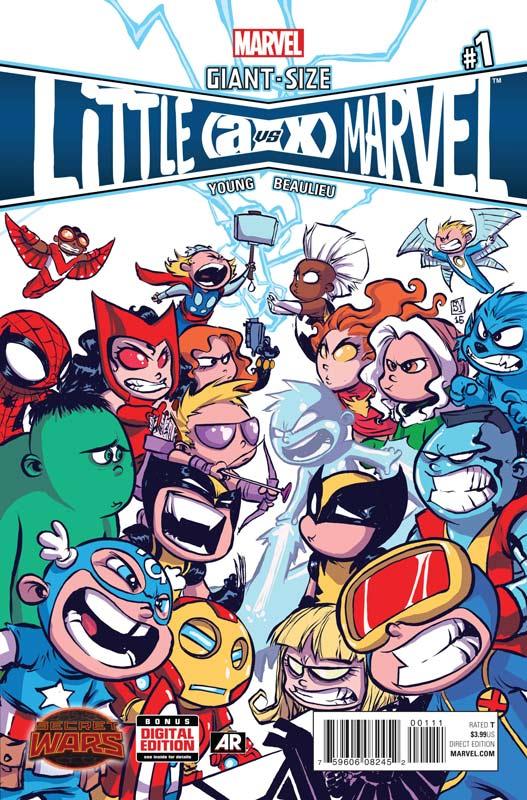 little-marvel-#1