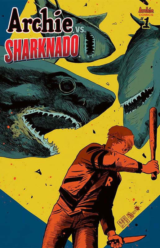 archie-vs-sharknado-#1