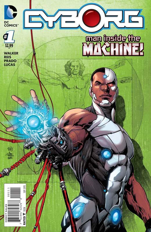 cyborg-#1