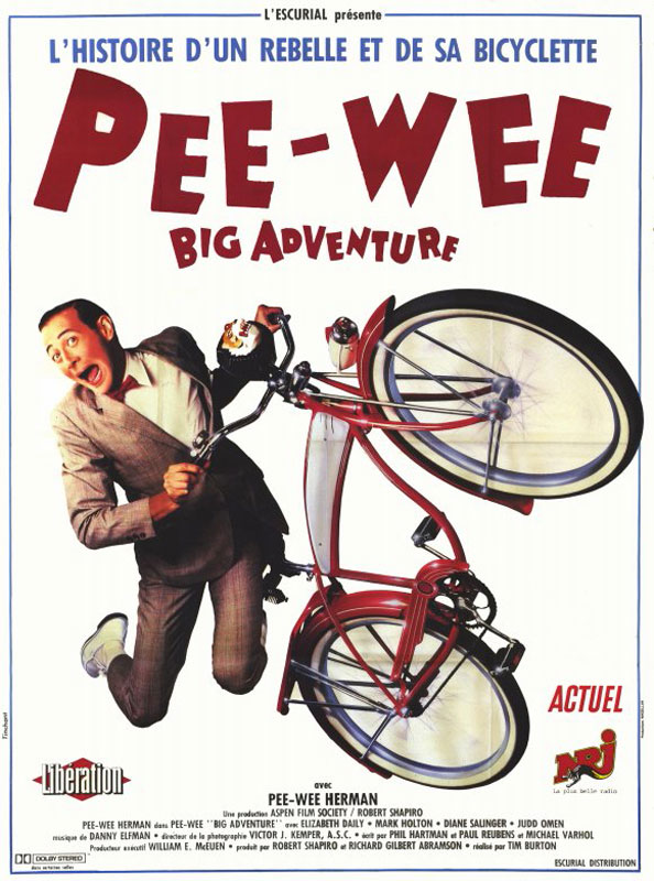 Pee-Wee's Big Adventure Turns 30!