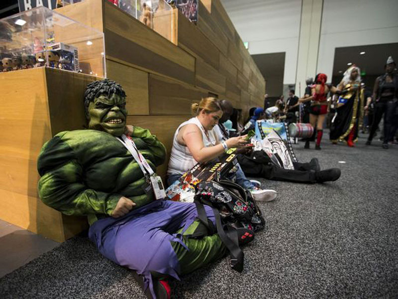 SDCC Aftermath