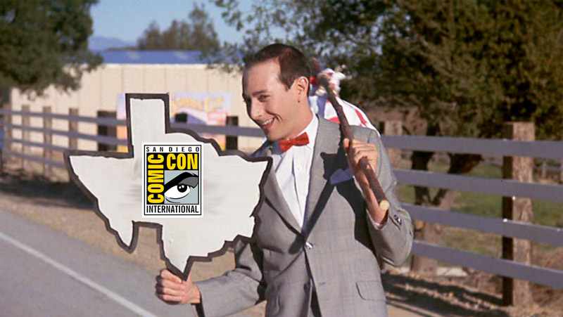 On The Road To SDCC 2015