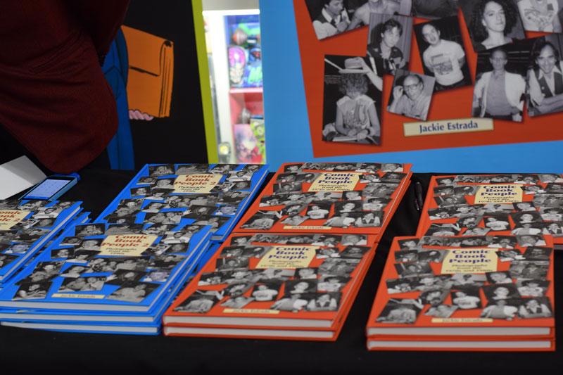 Comic Book People Celebration