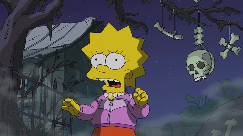 Simpsons Halloween of Horror Review