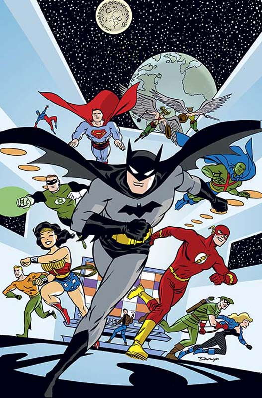 Graphic Ink The DC Comics Art Of Darwyn Cooke Review