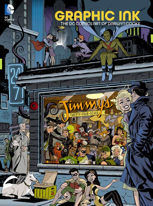 art-of-darwyn-cooke-cover