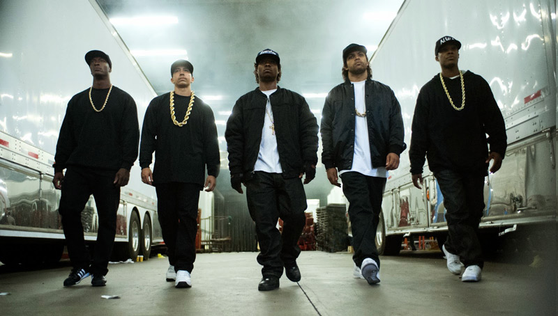 Can Straight Outta Compton Go For The Gold?