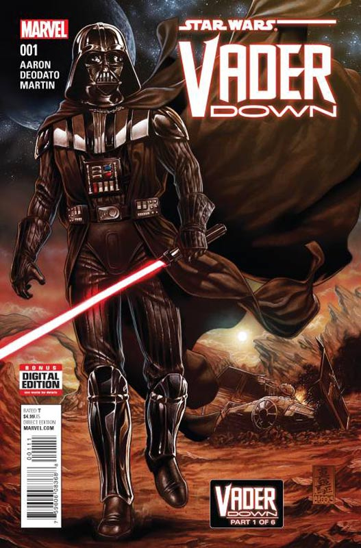 New Comic Book Reviews Week Of 11/18/2015