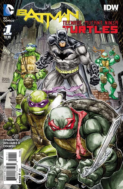 New Comic Book Reviews Week Of 12/9/15