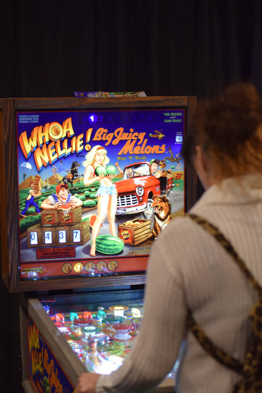 Whoa Nellie Pinball Review