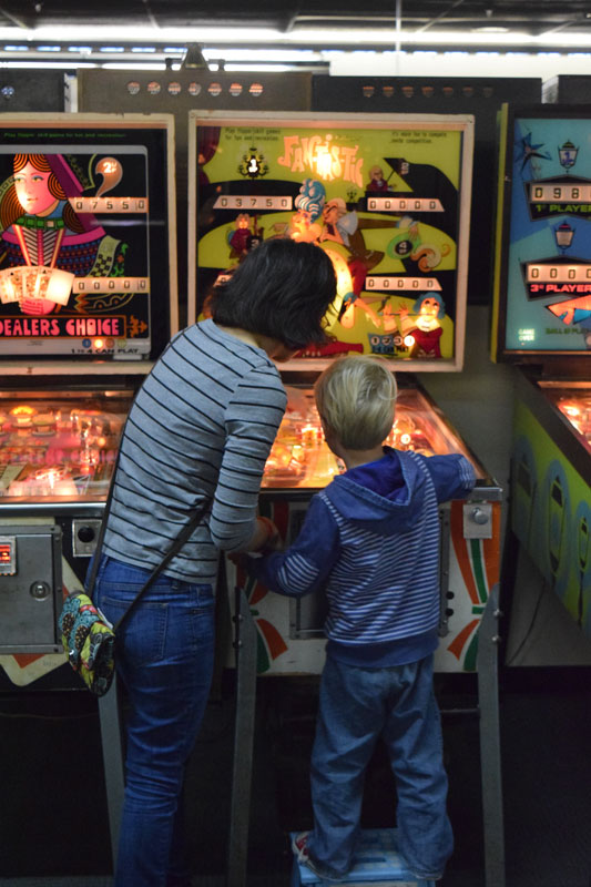 Arcade Expo 2.0 Impressions