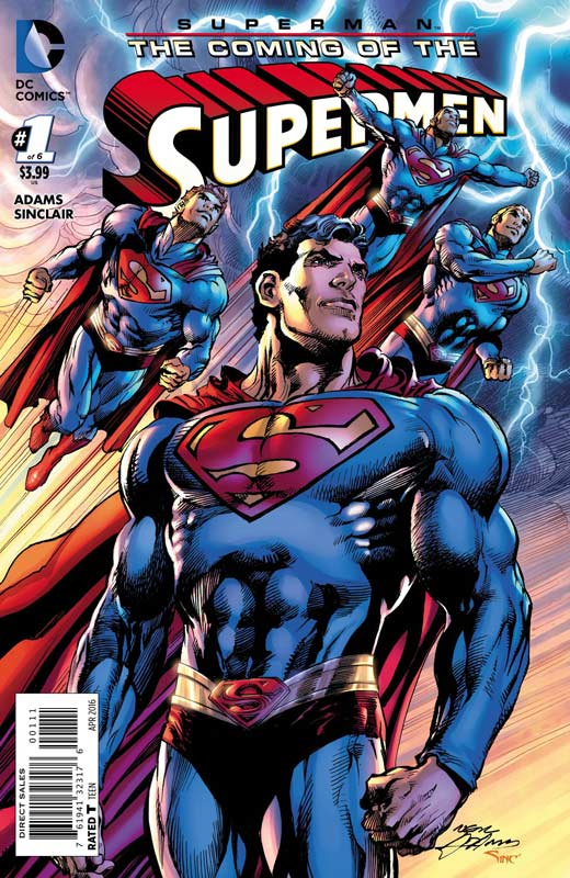New Comic Book Reviews Week Of 2/24/16
