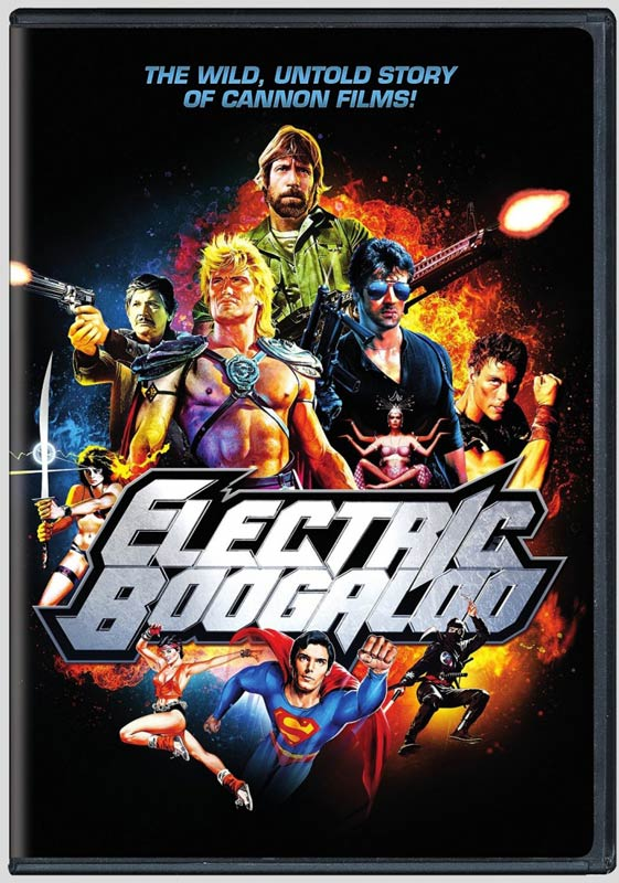 Electric Boogaloo DVD Review