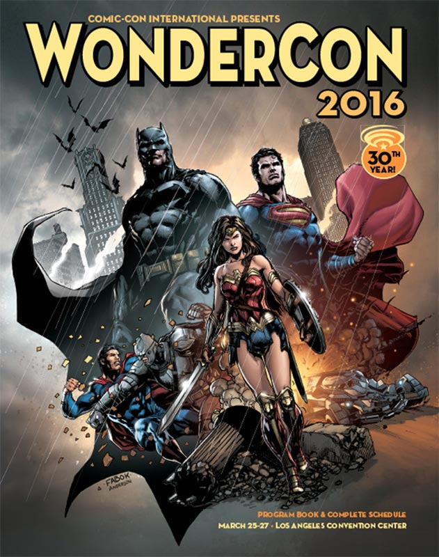 WonderCon 2016 Prep Guide