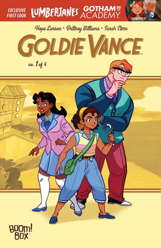 goldie-vance-#1