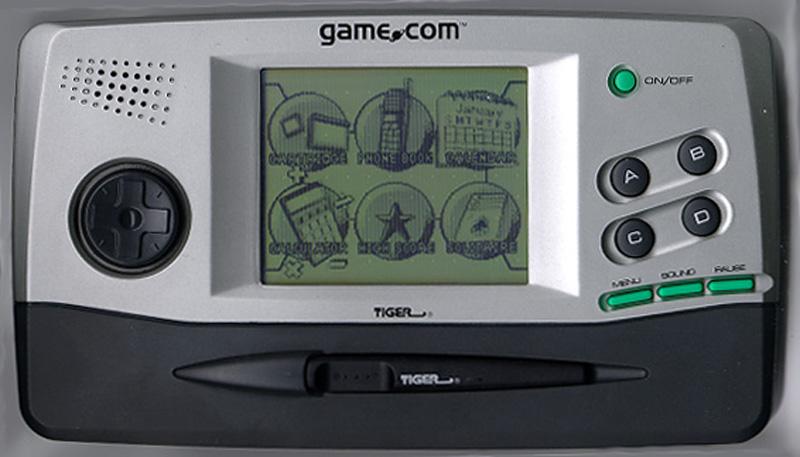 Retro Gaming Review: Game.com