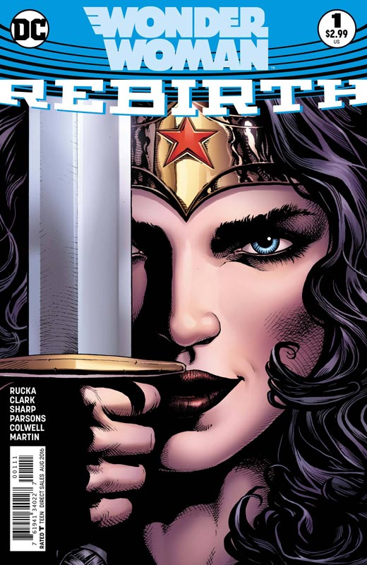 New Comic Book Reviews Week Of 6/8/16
