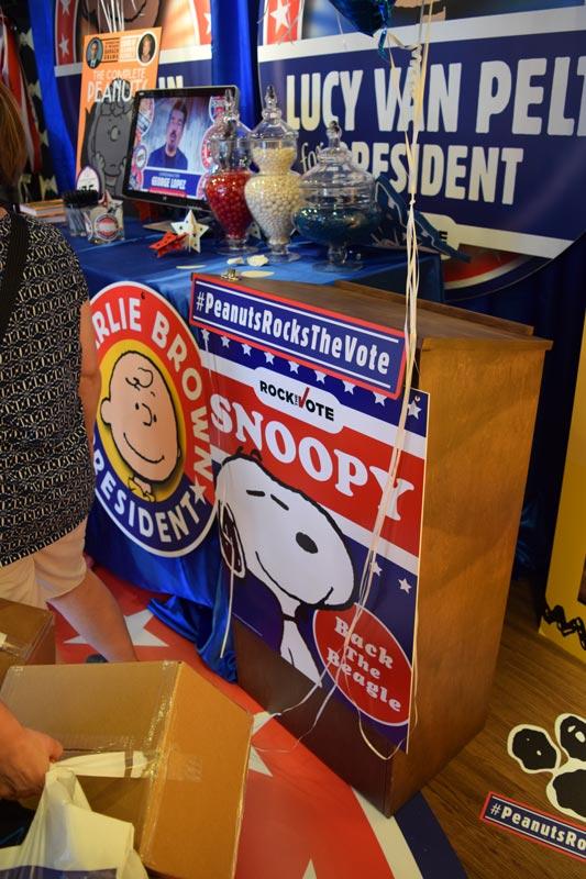 SDCC '16: Peanuts Pop Up Shop