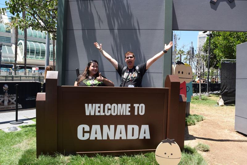 SDCC '16: South Park 20
