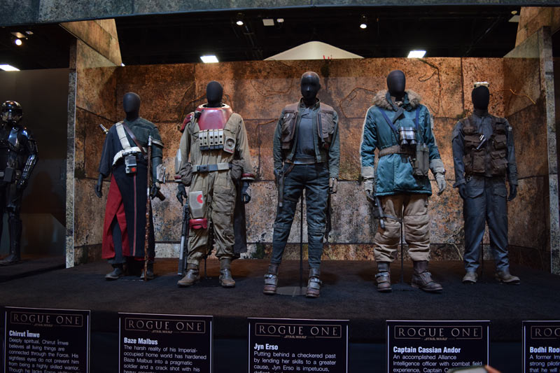 SDCC '16: Star Wars Rogue One