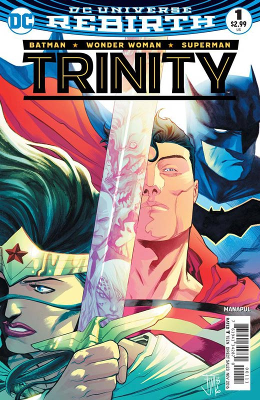 New Comic Book Reviews Week Of 9/21/16