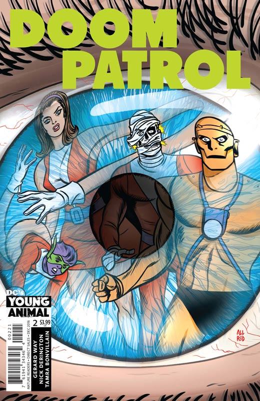 New Comic Book Reviews Week Of 10/12/16