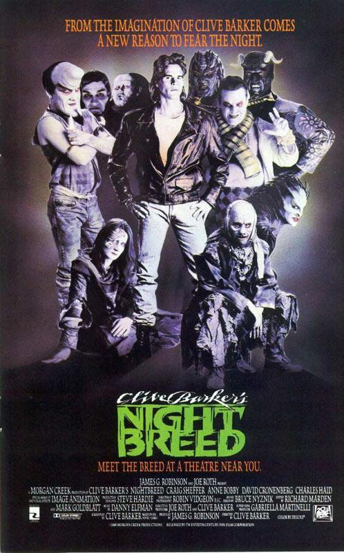 nightbreed-poster