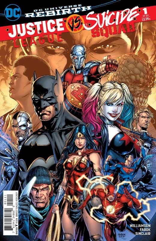 New Comic Book Reviews Week Of 12/21/16
