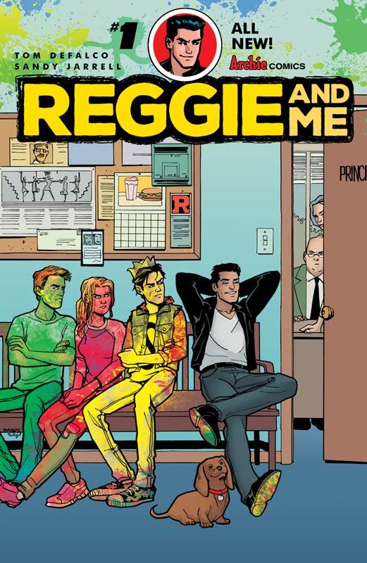 New Comic Book Reviews Week Of 12/