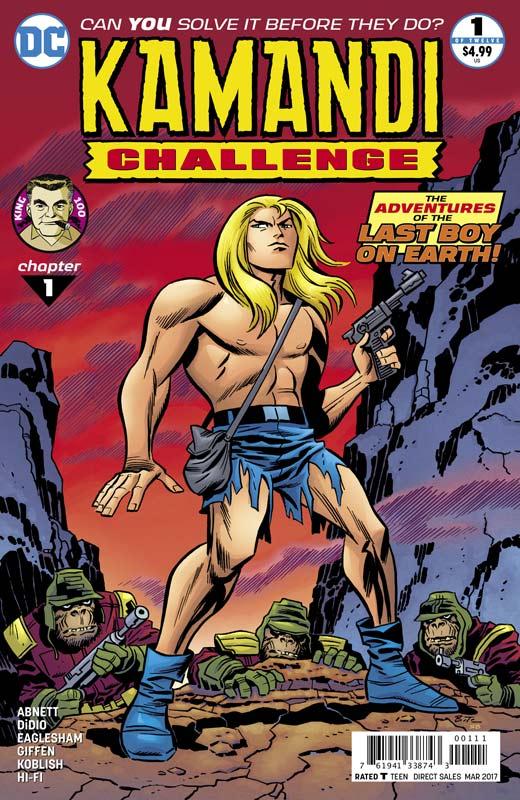 kamandi-challenge-#1