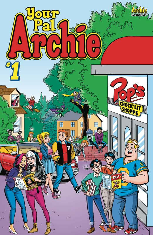 your-pal-archie-#1