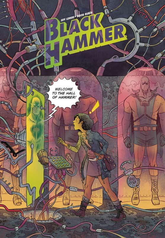New Comic Book Reviews Week of 8/23/17
