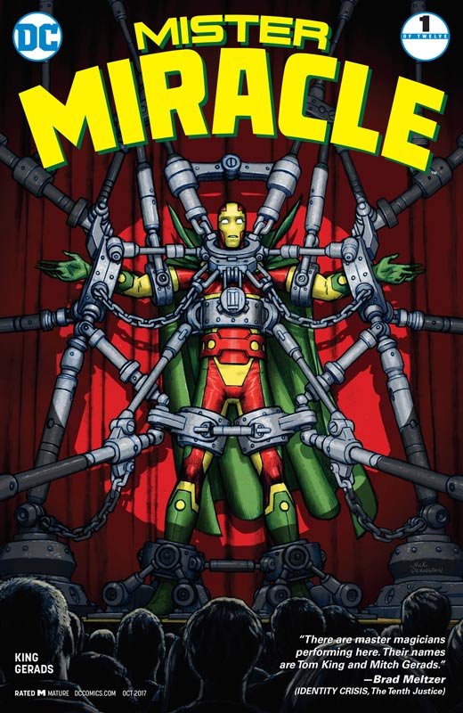 New Comic Book Reviews Week Of 8/9/17