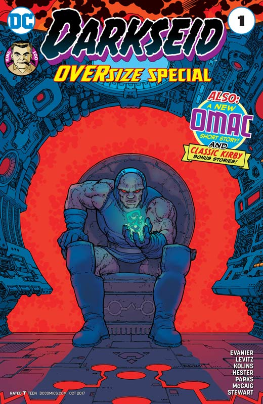 New Comic Book Reviews Week Of 8/30/17