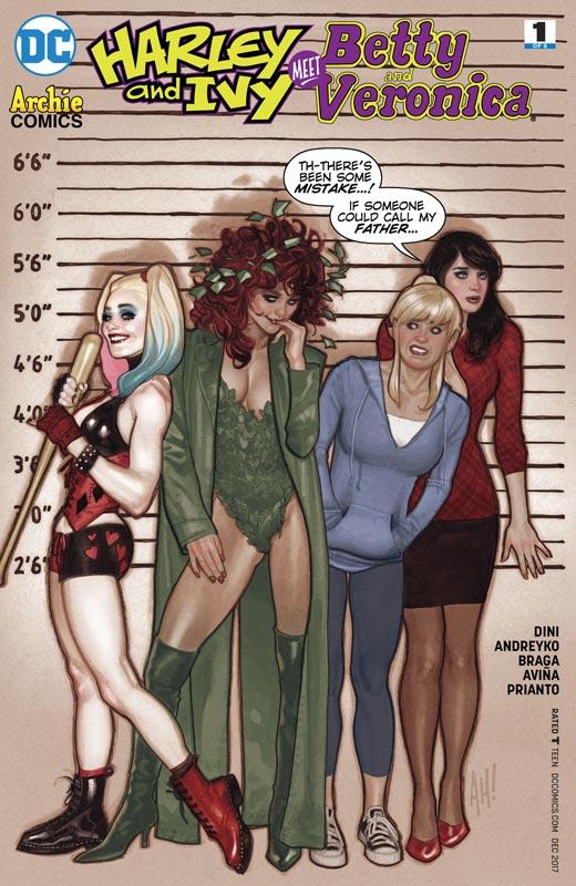 New Comic Book Reviews Week Of 10/4/17