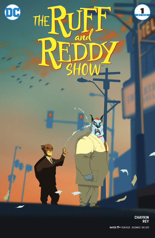 ruff-and-reddy-show-#1
