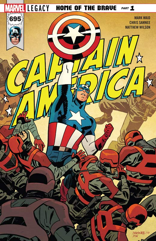 New Comic Book Reviews Week Of 11/1/17