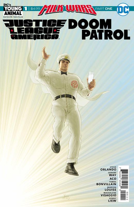 New Comic Book Reviews Week Of 1/31/18