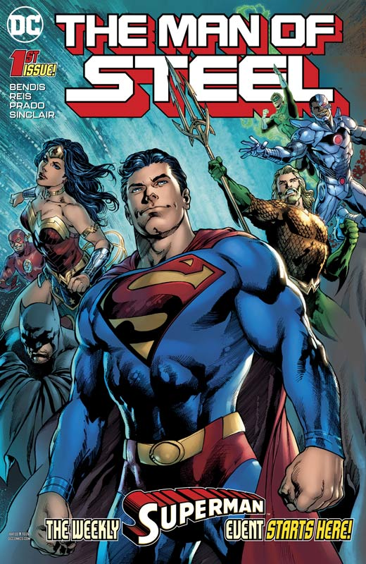 New Comic Book Reviews Week Of 5/30/18