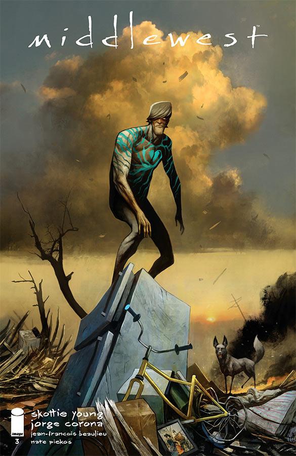 New Comic Book Reviews Week Of 1/16/19