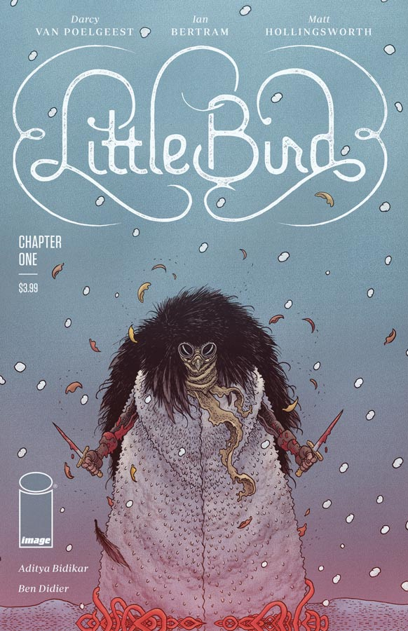 New Comic Book Reviews Week of 3/20/19